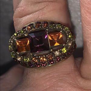 Vintage Passion Heidi Daus Ring